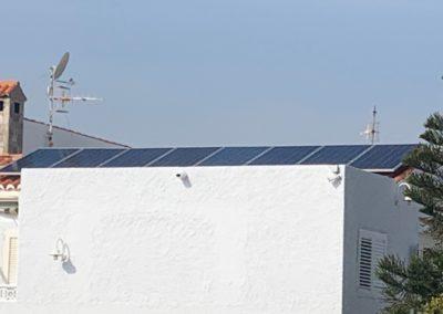 Autoconsumo 3,3 kW en Guardias Viejas