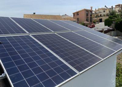 Autoconsumo de 3 kW en Monachil
