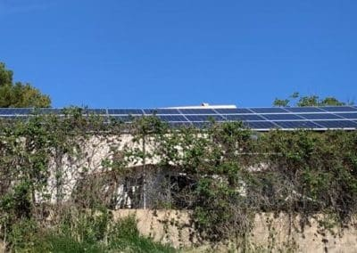 Aislada 15 kW en Huéneja